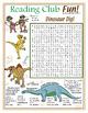 Dinosaurs – We Dig Them! Puzzle Set