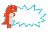 Dinosaurs Welcome Bulletin Board or Door Display, Back to School Classroom Décor