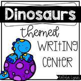 Dinosaurs Writing Center