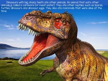 The Ultimate Dinosaurs and Fossils Science Packet