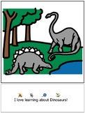 Dinosaurs book using EET model