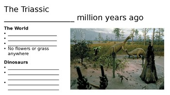 Dinosaurs of the Triassic Period