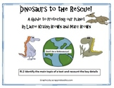 Dinosaurs to the Rescue! A Guide to Protecting our Planet