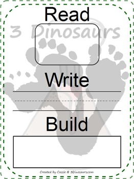 Dinsoaur Theme Dolch First Grade Sight Words