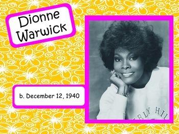 Dionne Warwick: Musician in the Spotlight