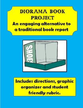Diorama Book Project