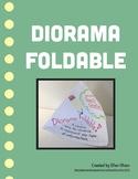 Diorama Foldable