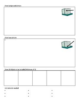 Diorama Planner