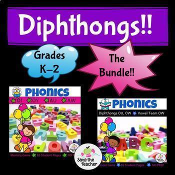 Diphthong Bundle