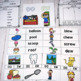 Diphthongs Bundle- Words Sort Activities and Printables