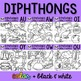 Diphthong Clip Art Bundle