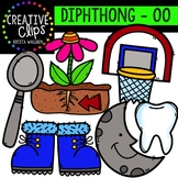 Diphthong Clipart: OO {Creative Clips Digital Clipart}