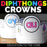 Diphthongs Crowns
