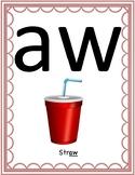 Diphthong Emoji Cards