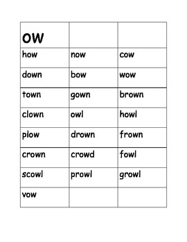 CHSH-Teach - Phonics Word Families.4 29 2014