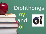 Diphthong OY and OI Flashcards