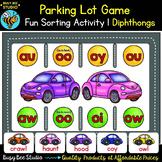 Diphthong Sorts | Parking Lot Game