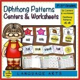 Diphthong Patterns: all & alk