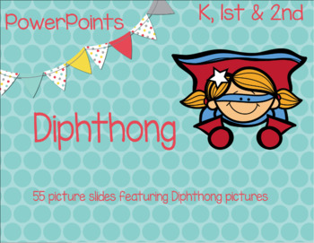 Diphthong PowerPoint
