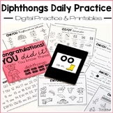 Diphthong Practice