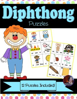 Diphthong Puzzles