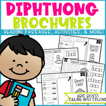 Diphthong Reading Comprehension Passages