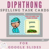 Diphthong Spelling for Google Slides and Distance Learning