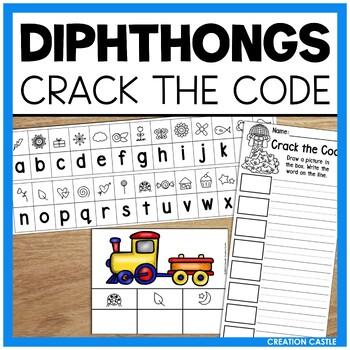 Diphthong Word Work