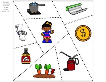 Diphthong (oi, oy, ew, oo, au, aw, ou, ow) Word Work Centers & Activities