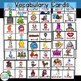 Diphthongs Word Work Activities & Vocabulary Cards for Reading Centers