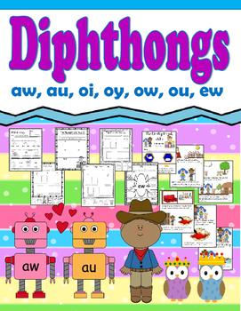Diphthongs