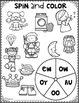 Diphthongs Activity Pack