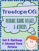 Diphthongs/ Advanced Vowel Teams Decodable Stories