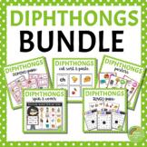 Diphthongs BUNDLE (au, ew, aw, oo, oi, ou, oy, ow)