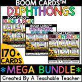 Diphthongs Boom Cards Mega Bundle for Ultimate Diphthongs