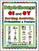 Vowel Diphthongs Bundle – AU and AW, OI and OY, OU and OW