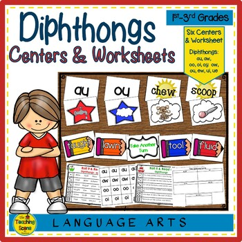 Diphthongs Centers