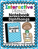 Diphthongs Interactive Notebook