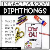 Diphthongs | Interactive Phonics Books | Phonics