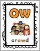 Vowel Diphthongs OU & OW Sorting, Printables & Posters - D