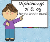 Diphthongs Oi & Oy for the SMART Board
