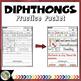 Diphthongs Practice Packet