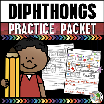 Diphthongs Practice Packet