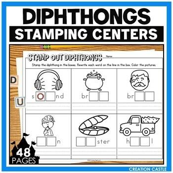 Diphthongs Stamping Center