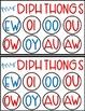 Diphthongs - Mini Practice Book