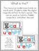 Diphthongs Digital Word Work Cards - Paperless Phonics Centers