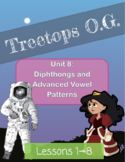 Diphthongs and Advanced Vowel Patterns: Orton Gillingham Unit 8