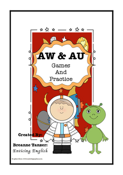 Diphthongs games and practice (au & aw)