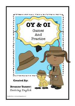 Diphthongs games and practice (oy & oi)