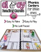 Diphthongs oi oy:  oi oy Phonics Games for Word Work or Centers